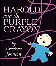 Harold and the Purple Crayon (Board Book)by Crockett Johnson