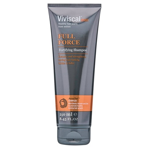 Viviscal™ Man Full Force Fortifying Shampoo - 8.45 oz - image 1 of 4