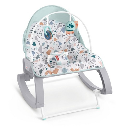 Fisher-Price Deluxe Infant-to-Toddler Rocker - image 1 of 4