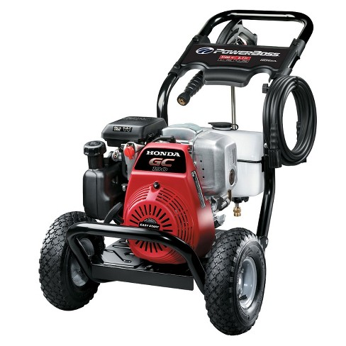 PowerBoss 20649 2.7 GPM 3100 PSI Gas Pressure Washer w/ Honda GC190 187cc Engine - image 1 of 4