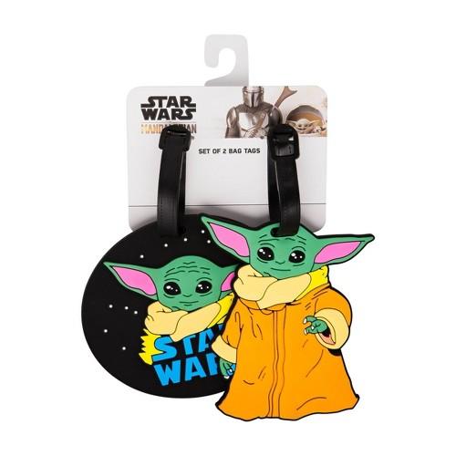 Disney Star Wars 2pc Luggage Tag