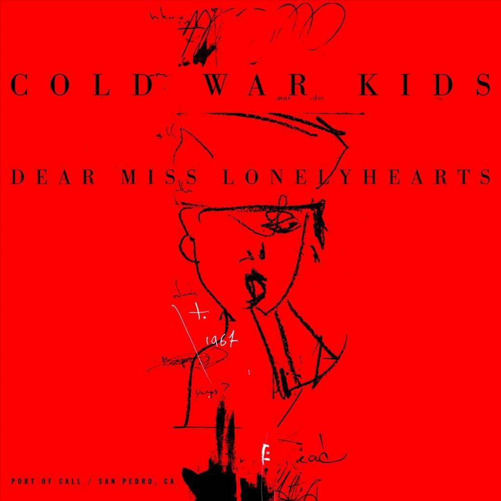 Cold War Kids - Dear Miss Lonelyhearts (CD)