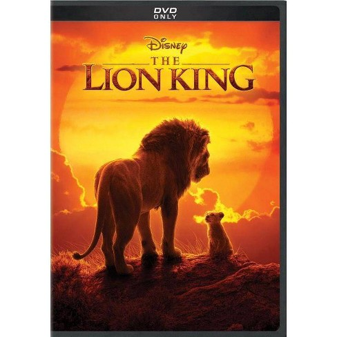 The Lion King (2019) (DVD) - image 1 of 2