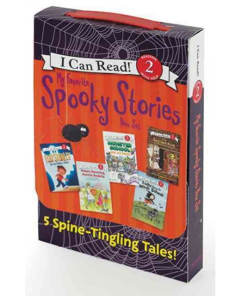 My Favorite Spooky Stories Box Set : 5 Spine-Tingling Tales! (Paperback) (Lori Haskins Houran & Dave - image 1 of 1