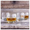 Cathy's Concepts® Personalized 10.75 oz. Heavy Based Whiskey Glasses (Set of 4) - image 2 of 4