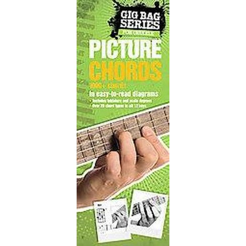 Ukulele Book Of Chords Paperback Target