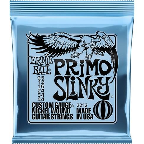 Ernie Ball Primo Slinky Nickel Wound Electric Guitar Strings  Gauge 9.5 - 44 - image 1 of 2