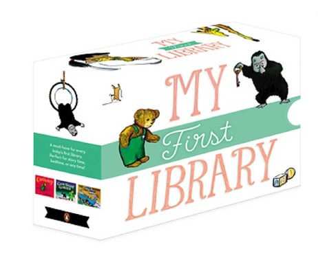 My First Library (Board) by Watty Piper - image 1 of 1