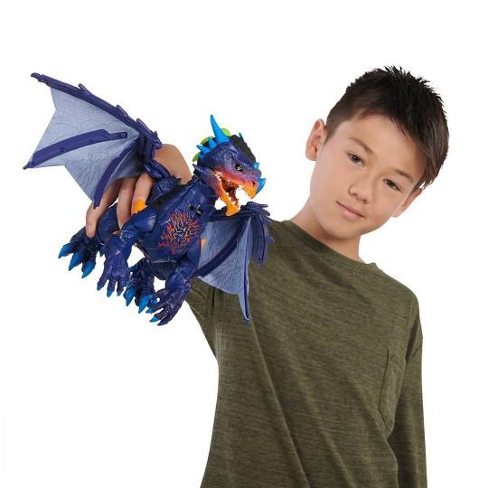 Untamed Legend Dragon Vulcan Figure image number null