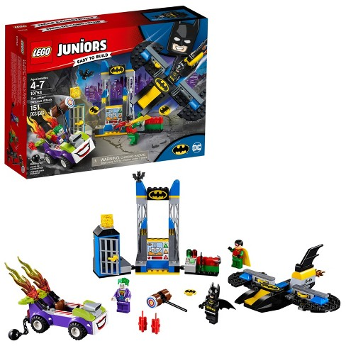 LEGO Juniors The Joker™ Batcave Attack 10753 - image 1 of 5