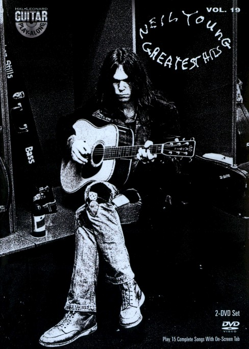 Neil young:Greatest hits (DVD) - image 1 of 1