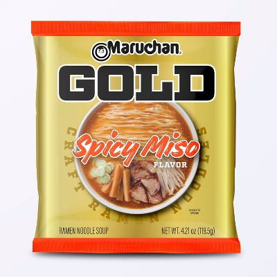 Maruchan GoldSpicy Miso - 3.7oz