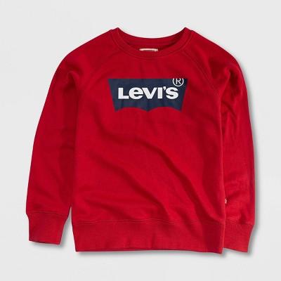 Levi's® Toddler Boys' Logo Pullover Sweatshirt