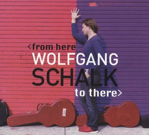 Wolfgang schalk - From here to there (CD) - image 1 of 1