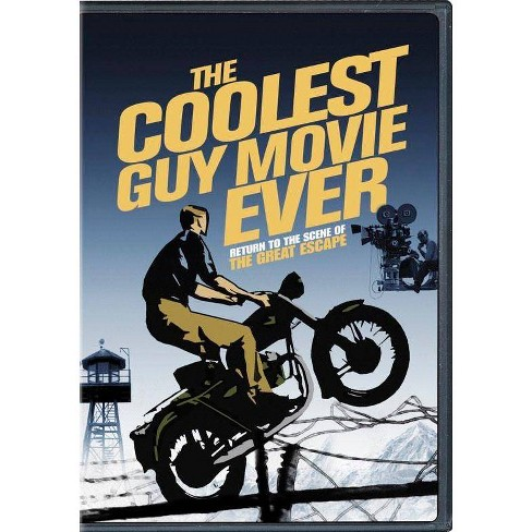 The Coolest Guy Movie Ever (DVD) - image 1 of 1