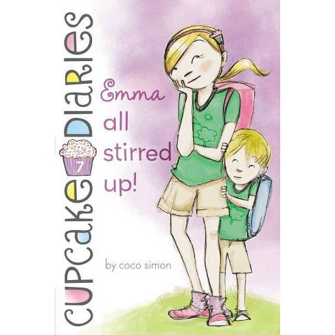 Emma All Stirred Up! - (Cupcake Diaries) by  Coco Simon (Paperback) - image 1 of 1