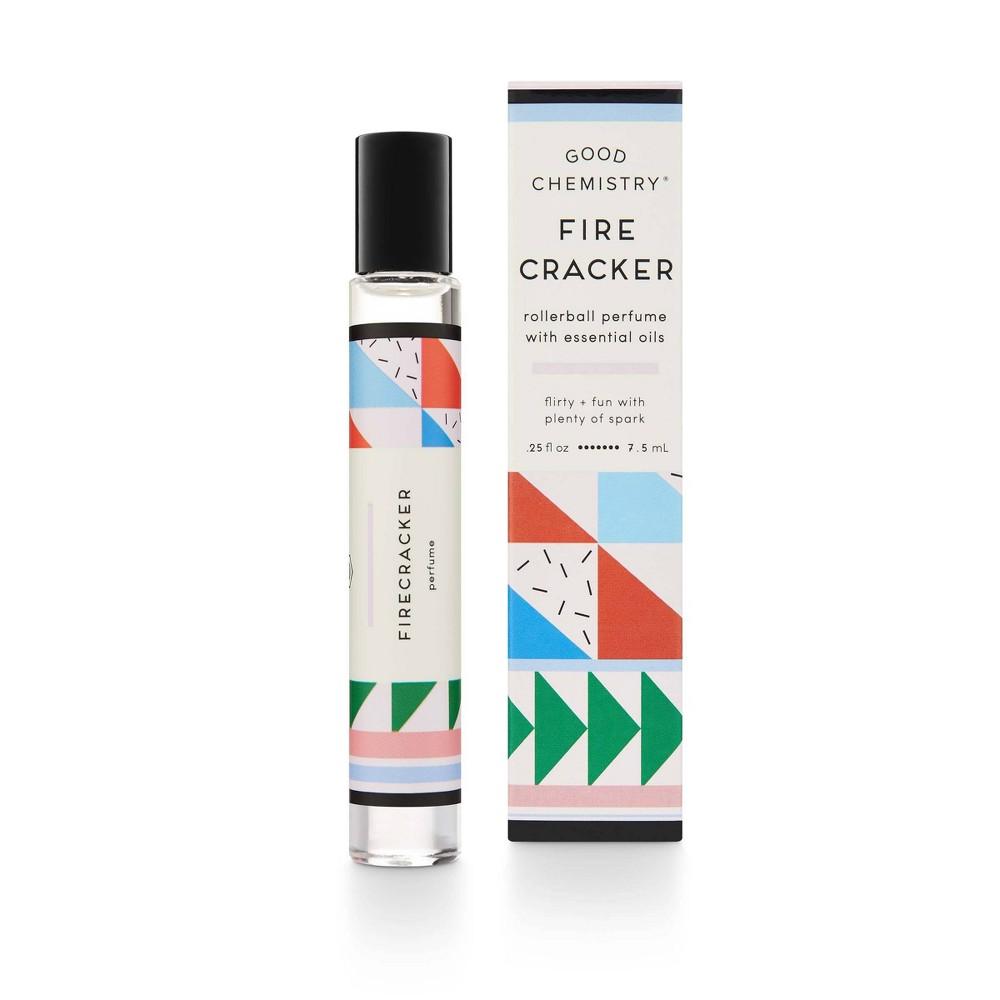 Image of Firecracker by Good Chemistry - Women's Rollerball Perfume- 0.25 fl oz