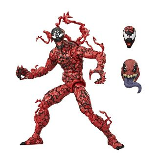 Hasbro Marvel Legends Series Venom Carnage