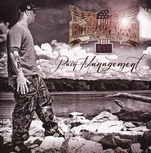 Bubba sparxxx - Pain management (CD) - image 1 of 1