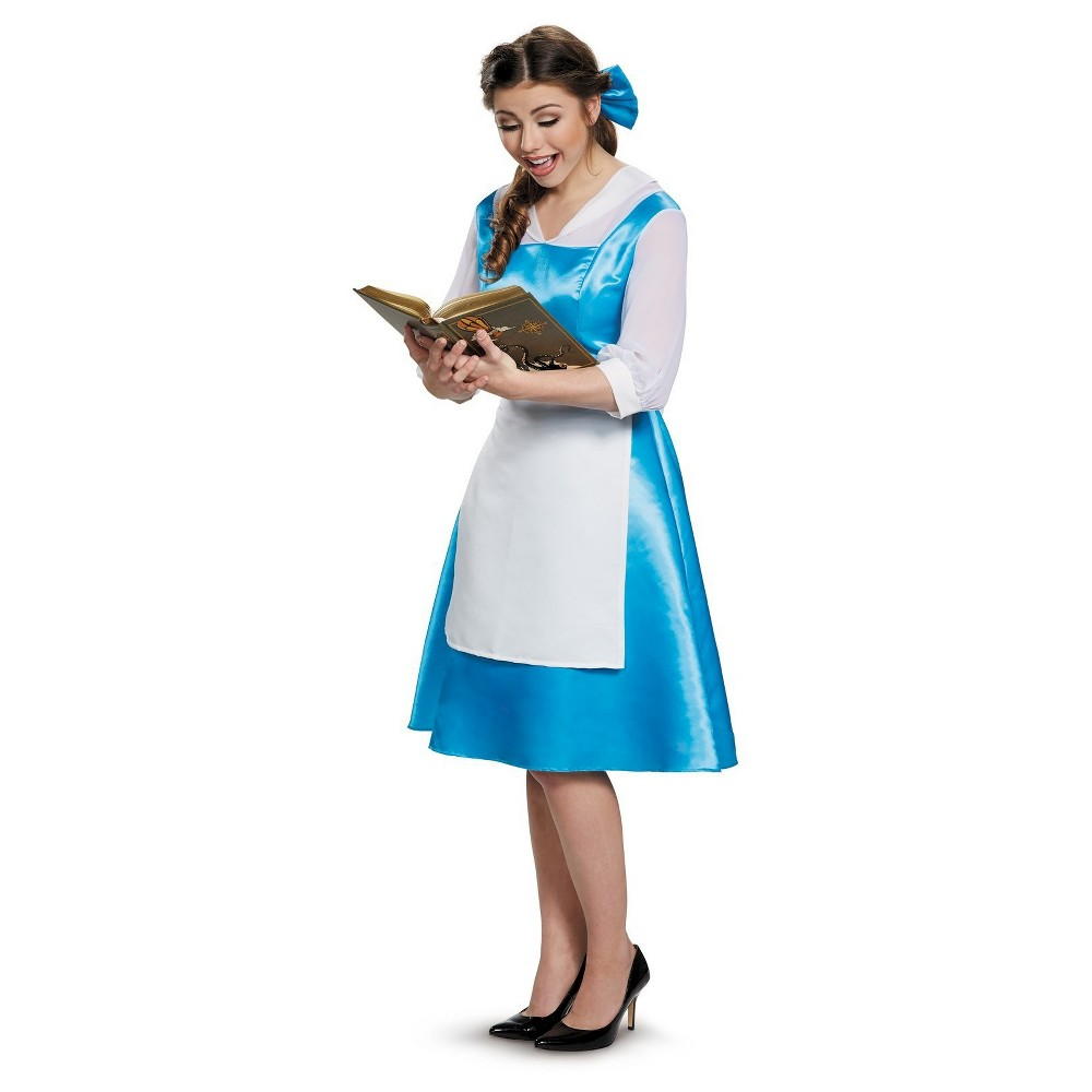 Women's Beauty and the Beast Belle Costume Small, Multicolored