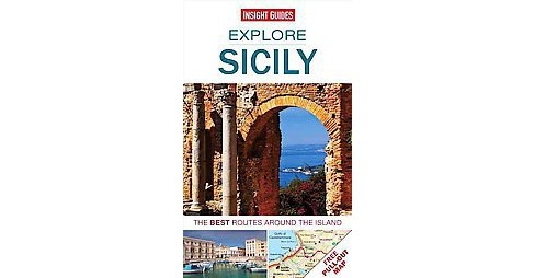 Insight Guides Explore Sicily ( Insight Guides Explore) (Mixed media product) - image 1 of 1
