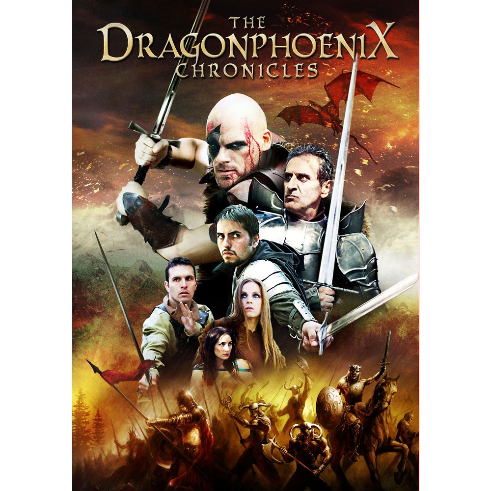 The Dragonphoenix Chronicles (DVD) was $24.49 now $9.99 (59.0% off)