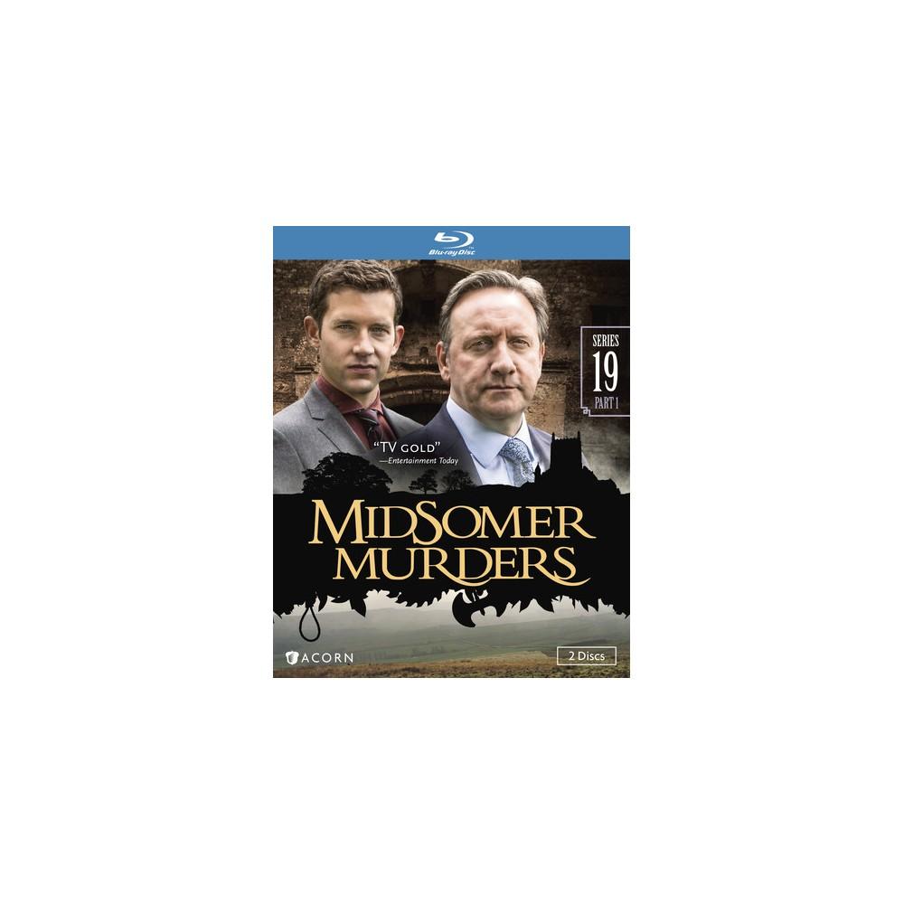 Midsomer Murders:Series 19 Part 1 (Blu-ray)