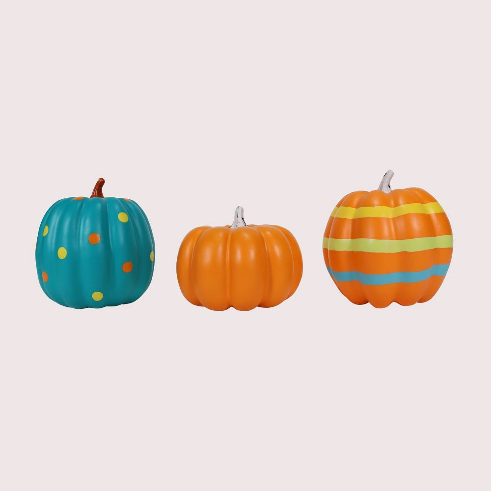 How cute are these Target pumpkins