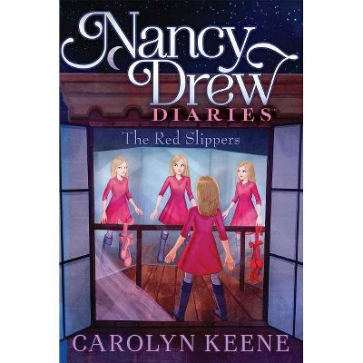 The Red Slippers, 11 - (Nancy Drew Diaries) by  Carolyn Keene (Hardcover)