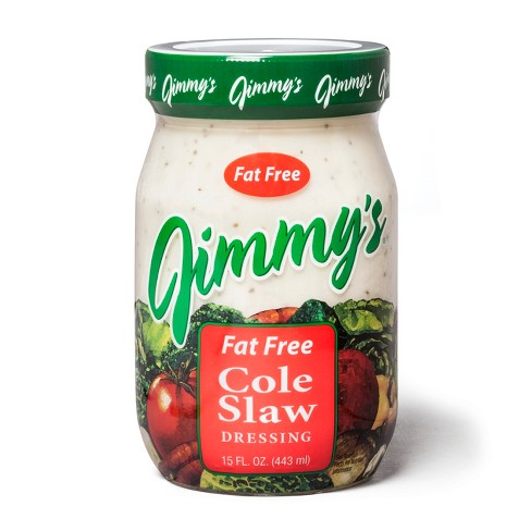 Jimmy's Fat Free Cole Slaw Dressing - 15.5oz - image 1 of 1