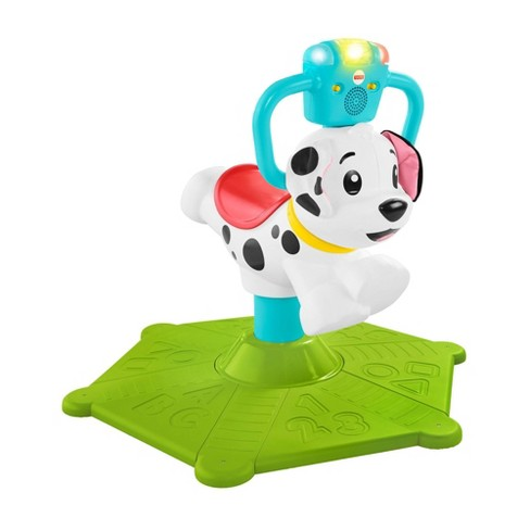 Fisher-Price Bounce and Spin Puppy - image 1 of 4
