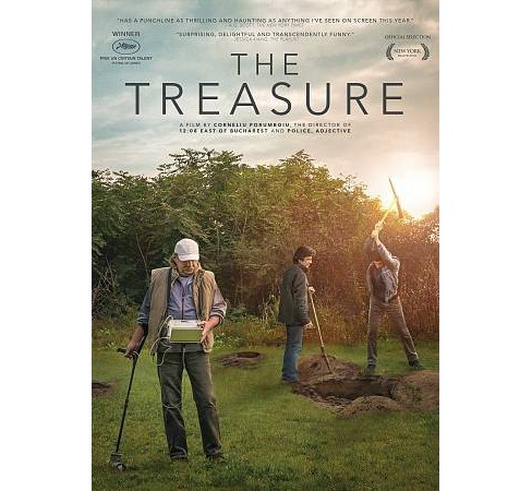Treasure (DVD) - image 1 of 1