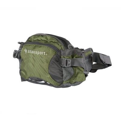 Stansport Waist Shoulder Pack With Bottle Holder 5L