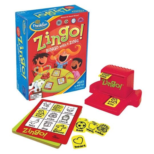 Zingo Board Game, board games image number null