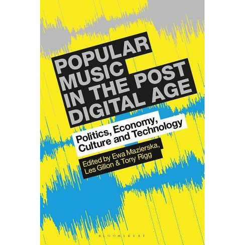 Popular Music in the Post-Digital Age - (Hardcover) - image 1 of 1
