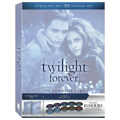 Twilight Forever: The Complete Saga (Blu-ray) - image 1 of 1