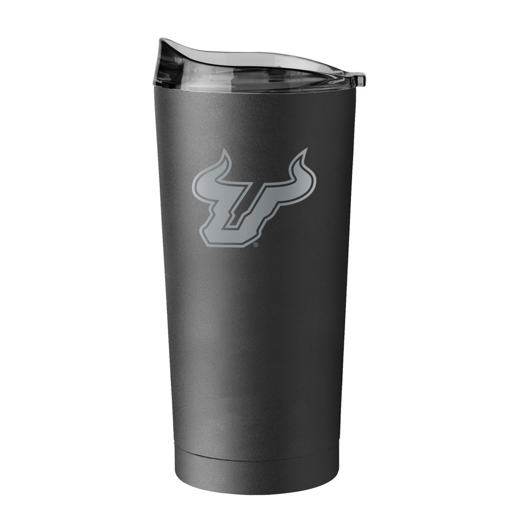 NCAA South Florida Bulls Matte Tumbler - 20oz