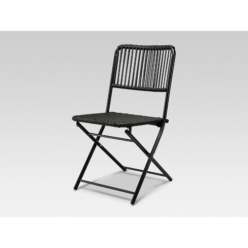 Outstanding Standish Folding Patio Chair Black Project 62 Andrewgaddart Wooden Chair Designs For Living Room Andrewgaddartcom
