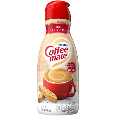 Coffee Mate Original Coffee Creamer - 1qt