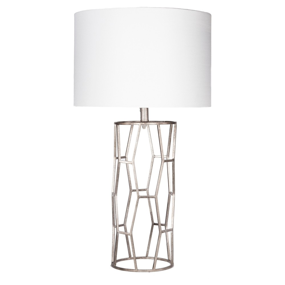 Cerletti Table Lamp (Lamp Only) - Silver