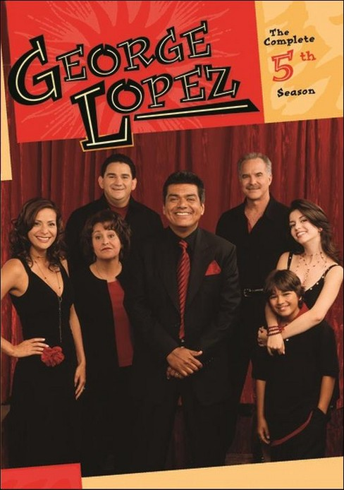 George lopez show:Complete fifth seas (DVD) - image 1 of 1