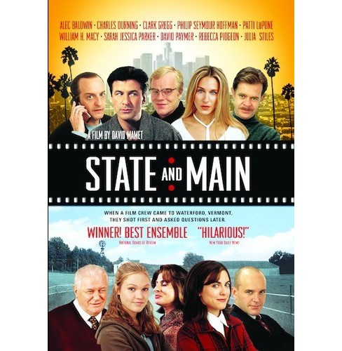 State And Main (DVD) - image 1 of 1
