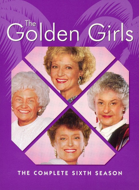 The Golden Girls: The Complete Sixth Season (3 Discs) (dvd_video) - image 1 of 1
