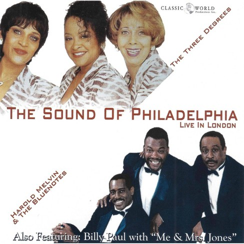 Various - Sound Of Philadelphia: Live In London (CD) - image 1 of 1