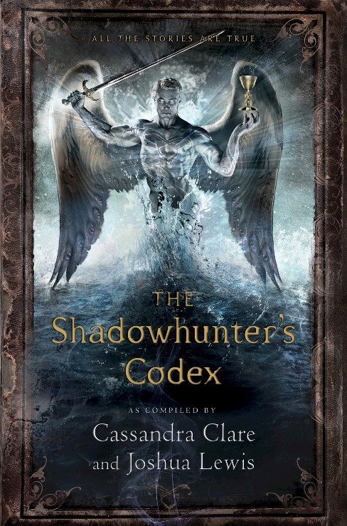 The Shadowhunter's Codex (Hardcover) by Cassandra Clare - image 1 of 1