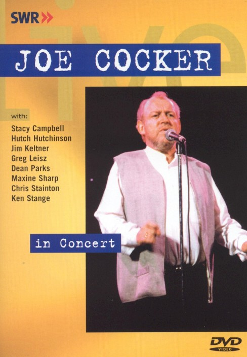Joe cocker in concert (DVD) - image 1 of 1
