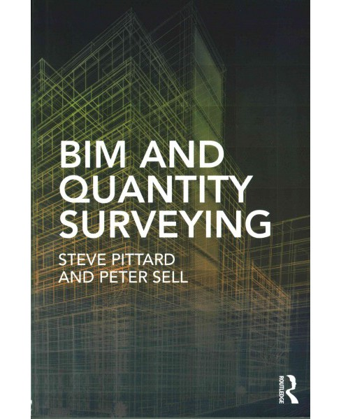 BIM and Quantity Surveying (Paperback) - image 1 of 1