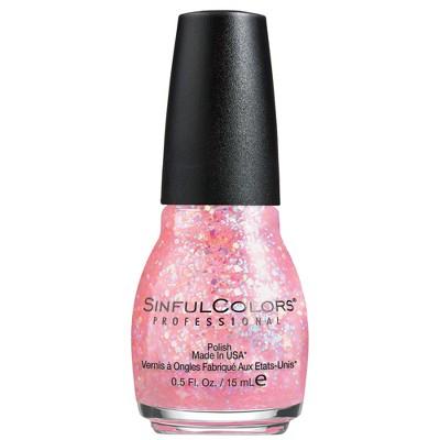 Sinful Colors Professional Nail Polish - 0.5 Fl Oz : Target