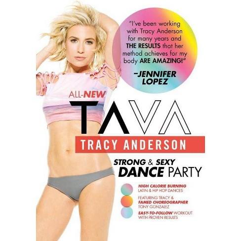 Tracy Anderson: Ta Va (DVD) - image 1 of 1