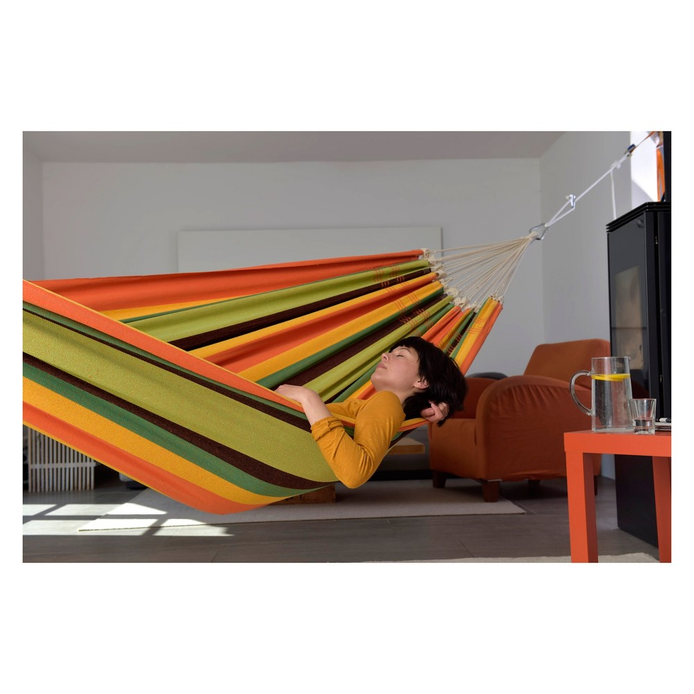 Image of Hammock - Orange/Red - Byer of Maine, Multi-Colored